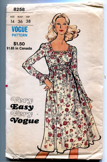 Vogue 8258001