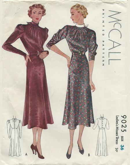 McCall 9025
