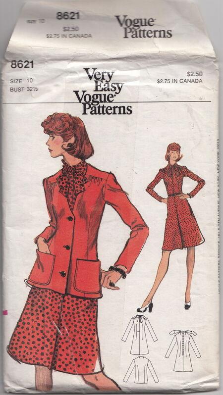 Vogue 8621