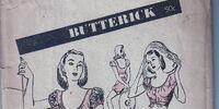 Butterick 2933 A