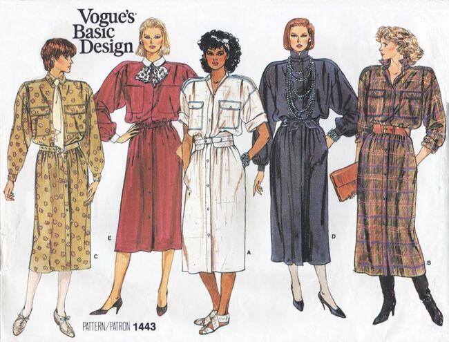 Vogue 1443 C