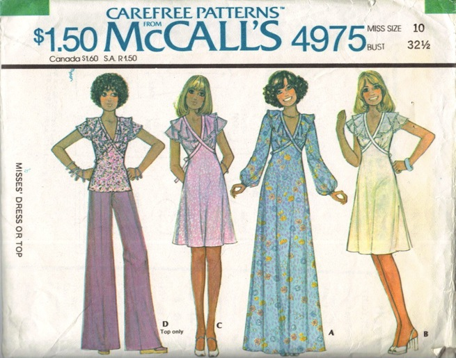 McCall's 4975 image