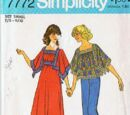 Simplicity 7772