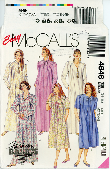 McCall's-4646front