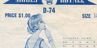 Modes Royale D-74