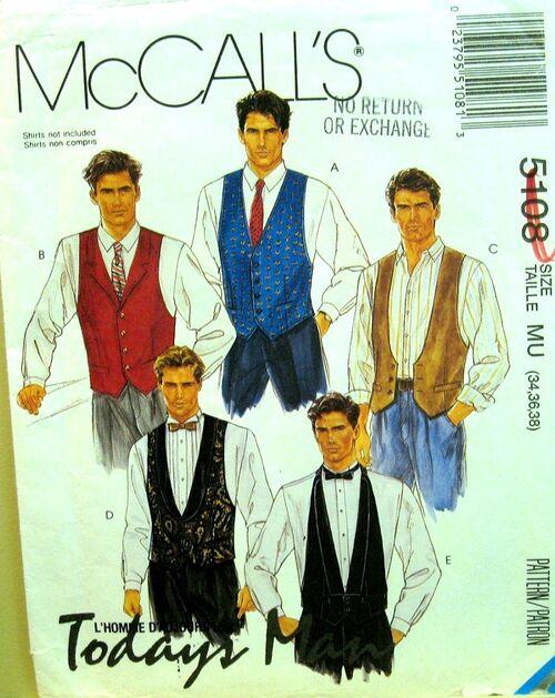 McCalls 5108
