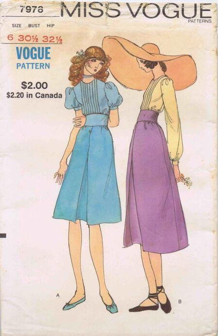 Vogue 1971 7978