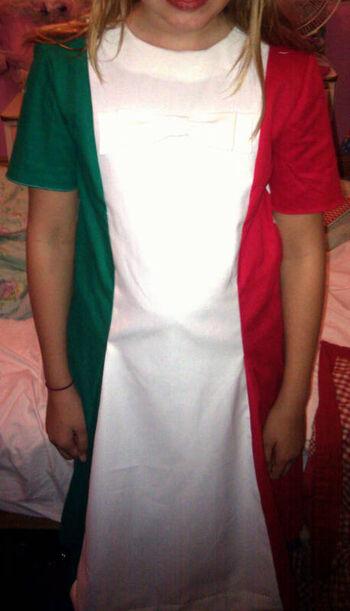 Italian dress 2
