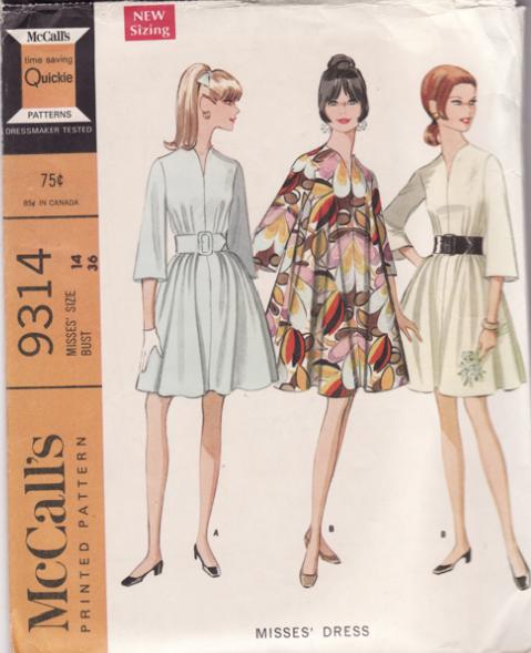 McCall's 9314