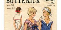 Butterick 3501 B