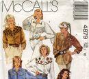 McCall's 4879 A
