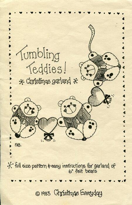 Christmaseverydaytumblingteddies