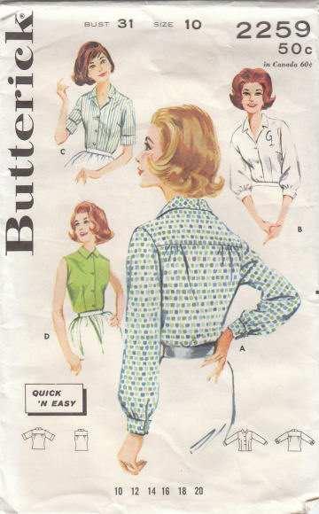 Butterick 2259 image