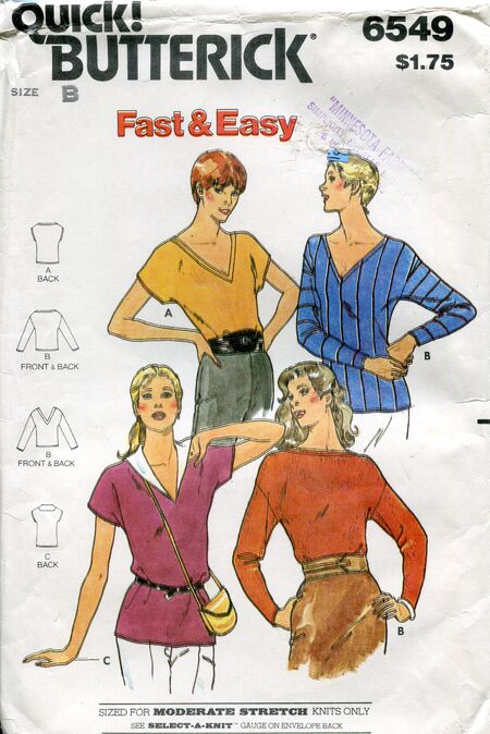 Butterick6549tops