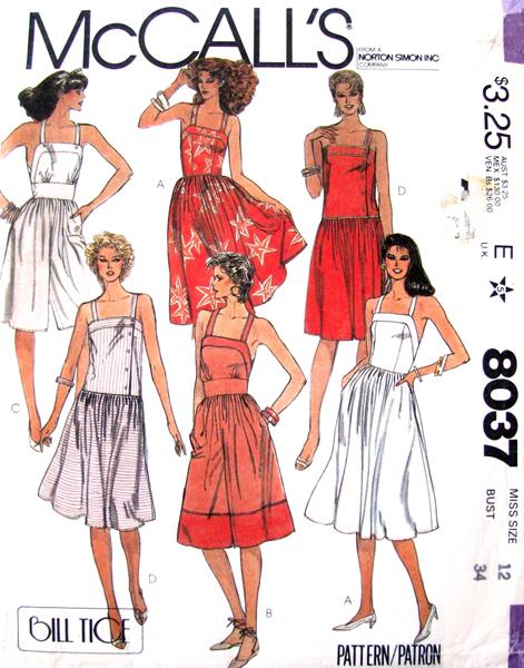 Mccalls 8037