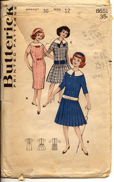 Butterick8651front