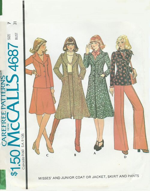 Mccall's 4687