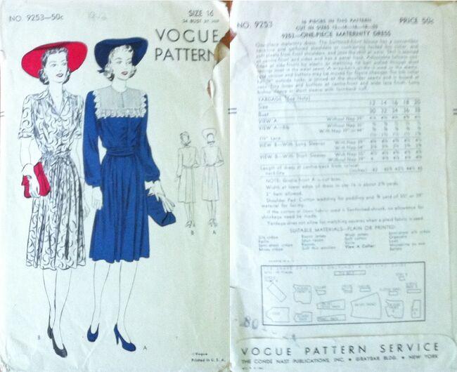 Vogue 9253
