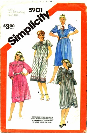 Simplicity 1983 5901