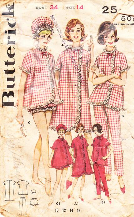 Butterick 2548