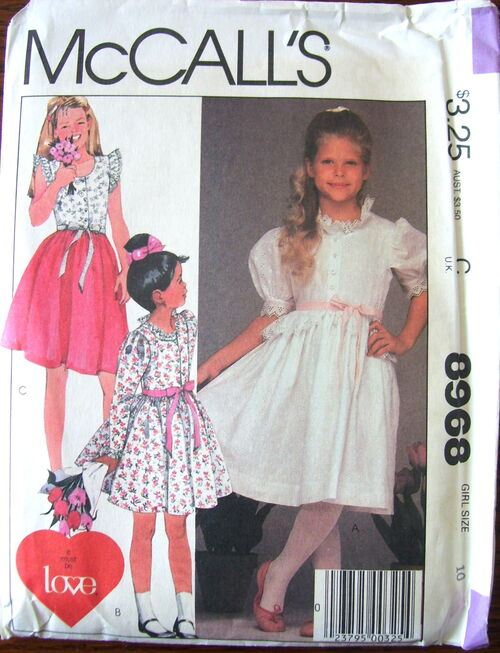 McCall's 8968 image