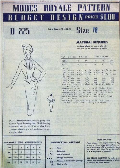 Modes Royal D 225