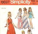 Simplicity 6697