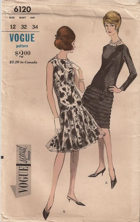 Vogue 6120