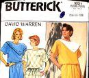 Butterick 3221 A