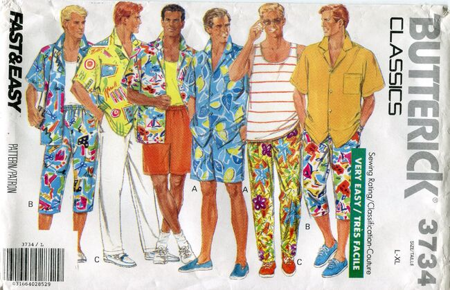 Butterick3734mens
