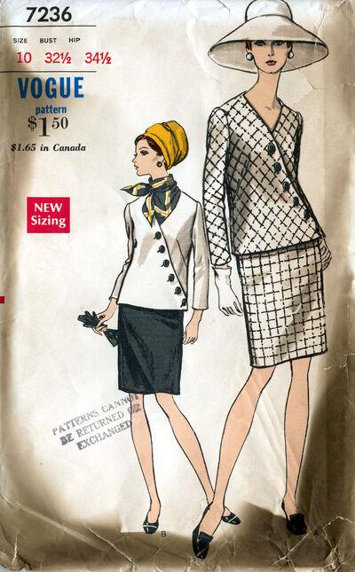 Vogue 7236