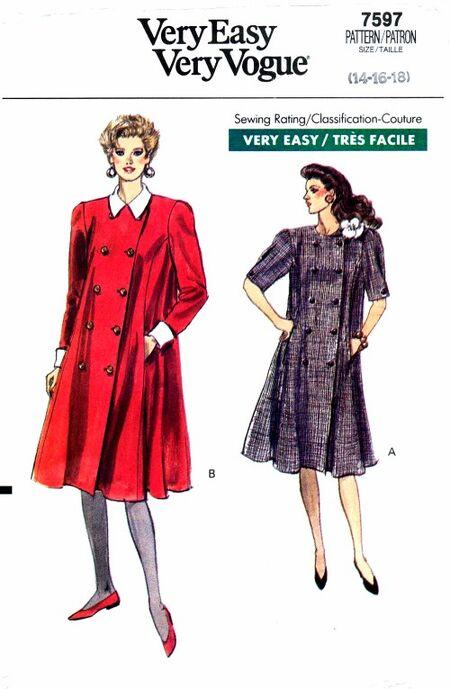 Vogue 1989 7597
