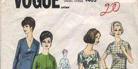Vogue 1463 A