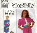 Simplicity 9529 B