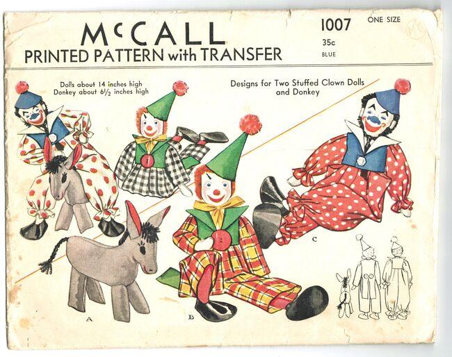 McCall 1007