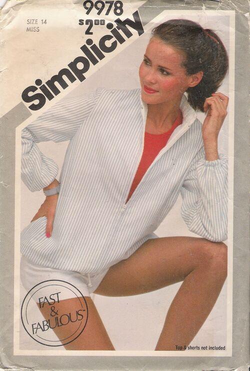 Simplicity 9978 A image