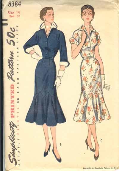 W-8384S 1951 sexy