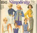 Simplicity 8045