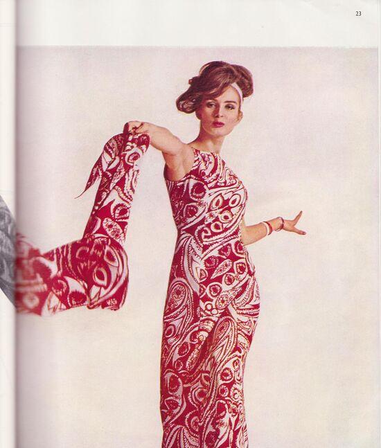 Vogue 5854