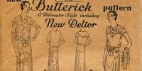 Butterick 3635 B