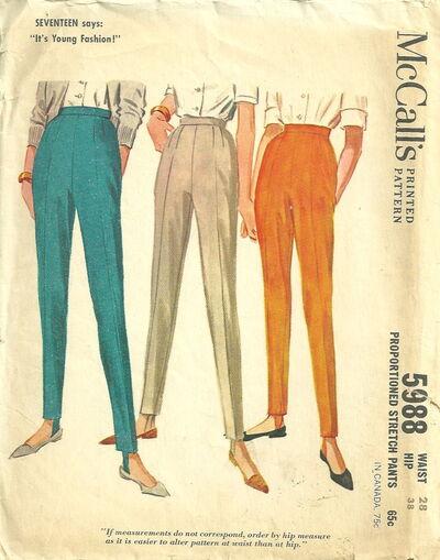 McCall's 5988