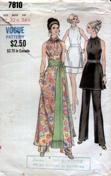 Vogue 7810 a