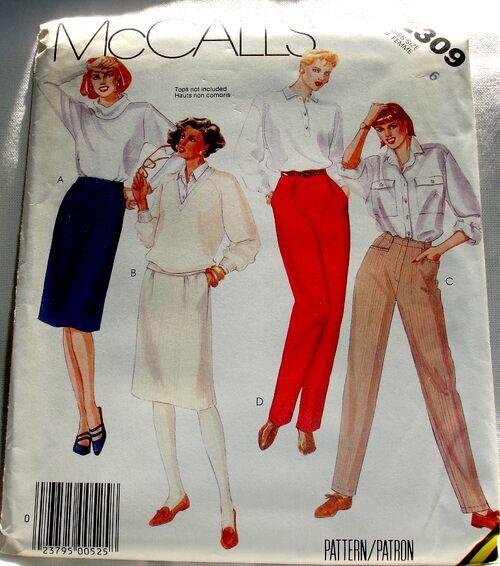 McCall's 2309 -001