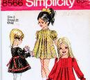 Simplicity 8566 A