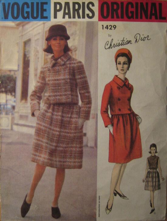 Vogue 1429A image