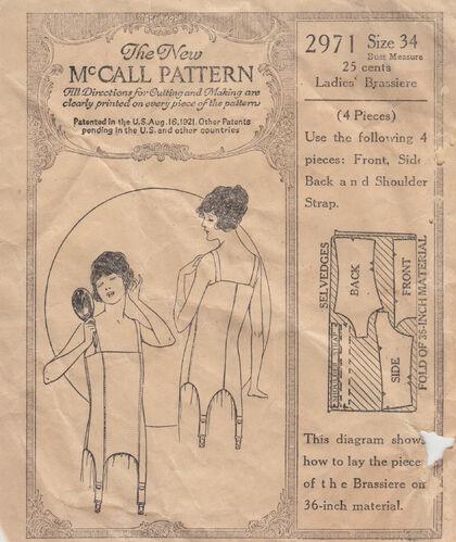 Mccall 2971