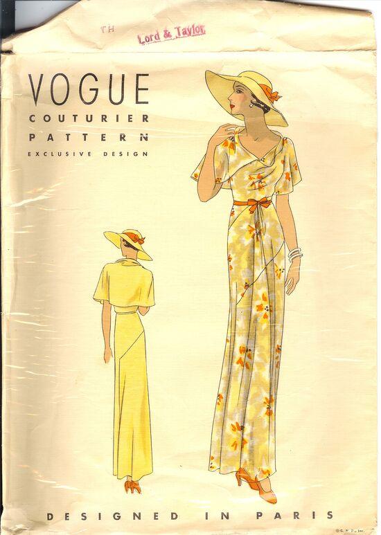 Vogue 229 front