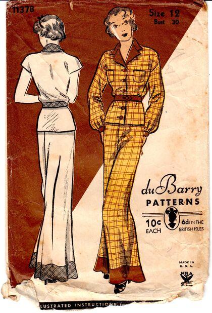 DuBarry 1137B