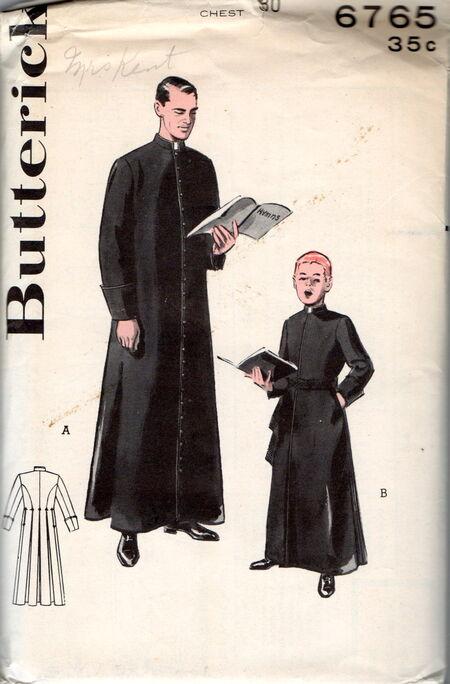 Butterick 6765 (1953)