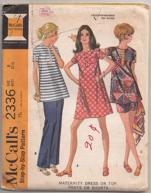 Mccalls 2336